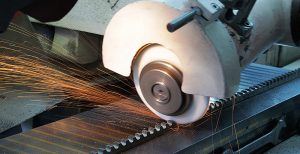 Räumwerkzeuge schärfen