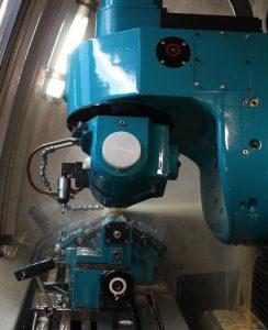 Maschine für das Schärfen von Räumwerkzeugen